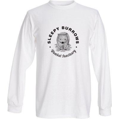 Sleepy Burrows long sleeve shirt